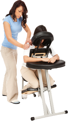 Cascade Massage Studio offers corporate massage programs for on- or  off-campus events. Employers rave about the benefits: increased  productivity, ...